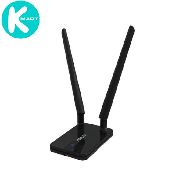 Giá Card mạng WIFI ASUS USB-N14 chuẩn USB 300Mbps - Hàng Chính Hãng FPT / SPC