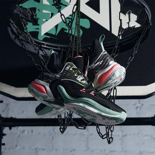 Giày bóng rổ nam Anta Shock The Game 4.0 Heat Wave 812031105 giá rẻ