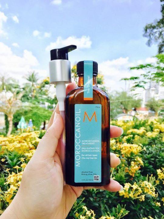 Tinh dầu dưỡng tóc moroccanoil tốt nhất