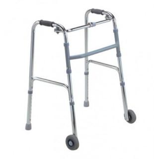 Khung tập đi có bánh xe dành cho người già, người khuyết tật Việt Nam thumbnail