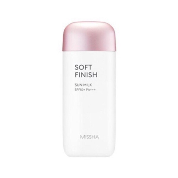 kem chống Nắng Missha All-Around Safe Block Soft Finish Sun Milk SPF 50+/PA++++ 70ml nhập khẩu
