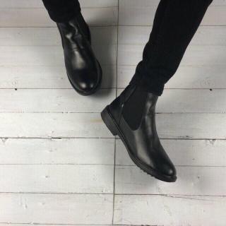 Giày Boot Nam Tăng Chiều Cao Cao Cấp BT28 thumbnail