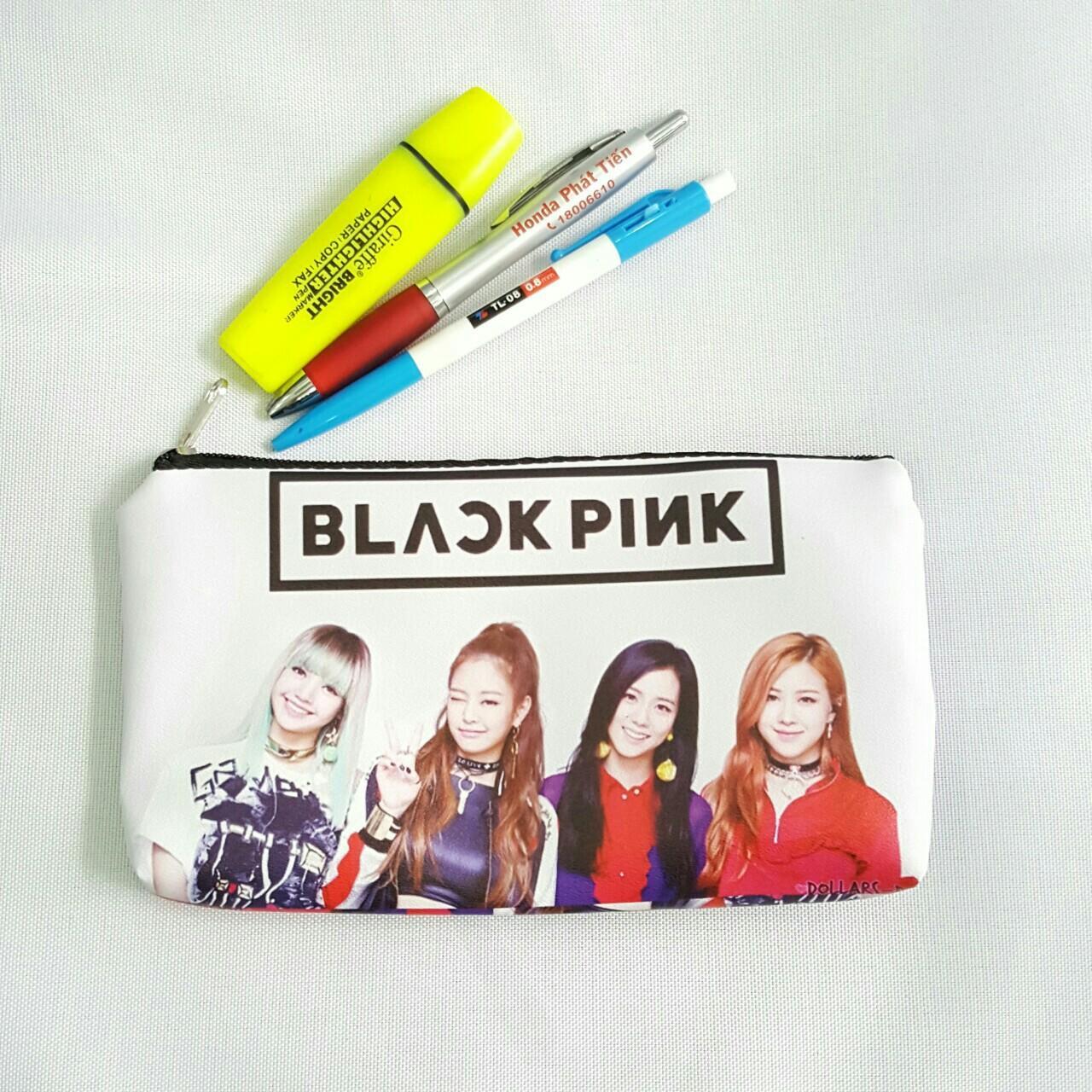 Mua Ví đựng bút in hình nhóm Black Pink 1