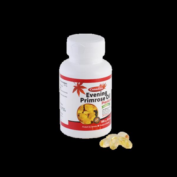 David Health thực phẩm bảo vệ sức khỏe dầu hoa anh thảo 30 viên, duy trì sức khỏe và giữ ẩm làm đẹp làn da phụ nữ cao cấp
