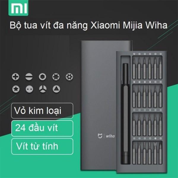 Bộ tua vít bỏ túi đa năng Xiaomi Mijia Wiha -  Bộ tua vít đa năng Xiaomi Mijia Wiha (có nam châm hít)