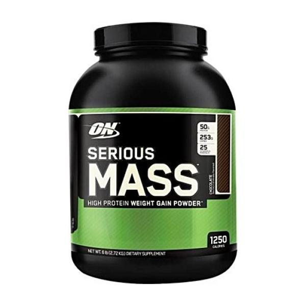 Sữa tăng cân Optimum Nutrition Serious Mass 6LBS nhập khẩu
