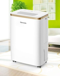 Hàng sẵn có Máy hút ẩm Dorosin công suất 12L 24 giờ- Hệ máy nén cao cấp của Panasonic độ bền trên 10 năm- Hút ẩm lọc không khí đồng thời- Bảo hành 1 năm thumbnail