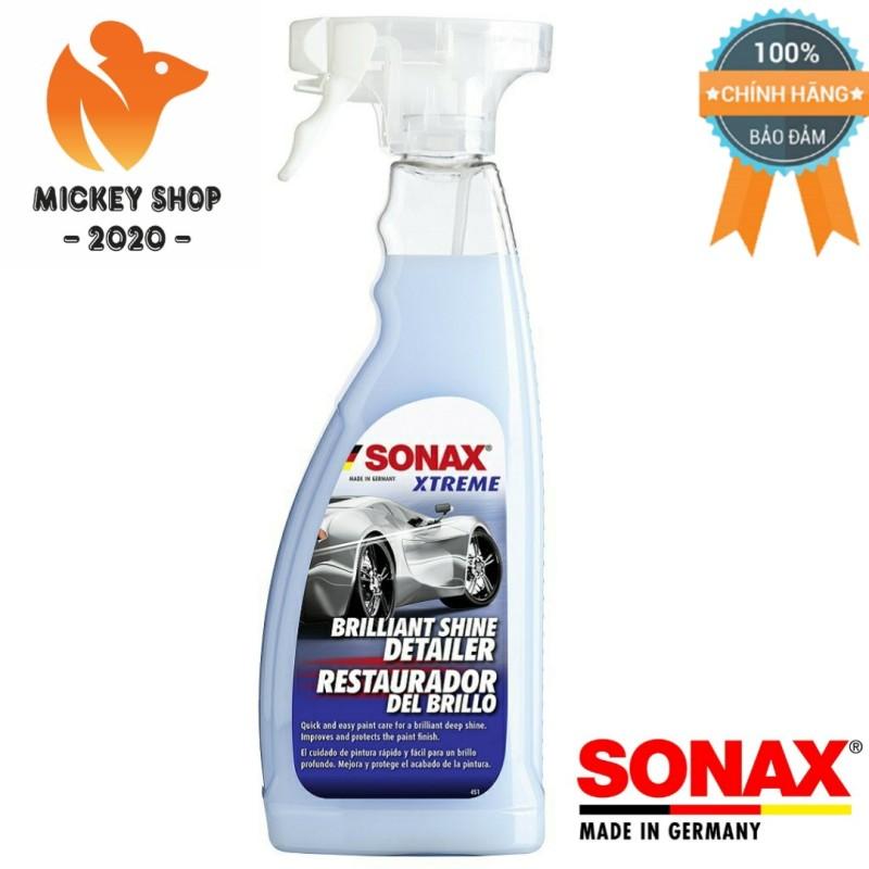 [CAO CẤP] Dung dịch đánh bóng sơn khô Sonax Xtreme Brilliant Shine Detailer 287400