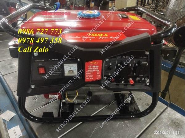 Máy phát điện chạy xăng 2kw Yataka CS-3900 giá rẻ