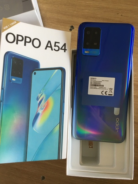 ĐIỆN THOẠI OPPO A54