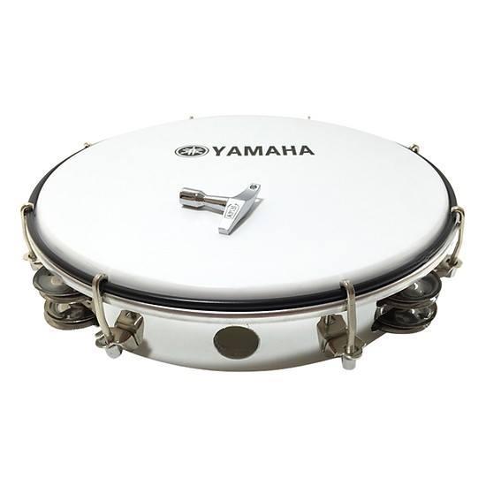 Trống Lục Lạc Lắc Tay - Lục Lạc Gõ Bo Inox Tambourine Yamaha Có Giá Tốt