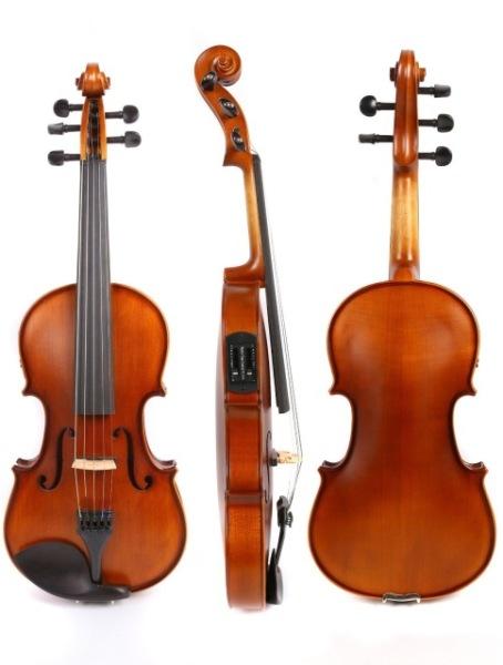 Bộ Đàn Violin ShangHai11591, Size 4/4 - FULL Phụ Kiện