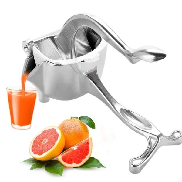 Dụng cụ ép trái cây inox (lõi inox) bằng tay an toàn, chắc chắn, dễ vệ sinh