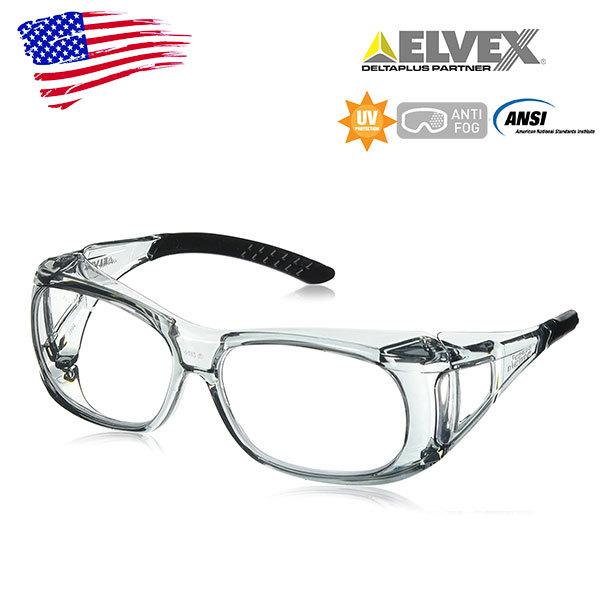 Kính bảo hộ Mỹ Elvex SG 37C