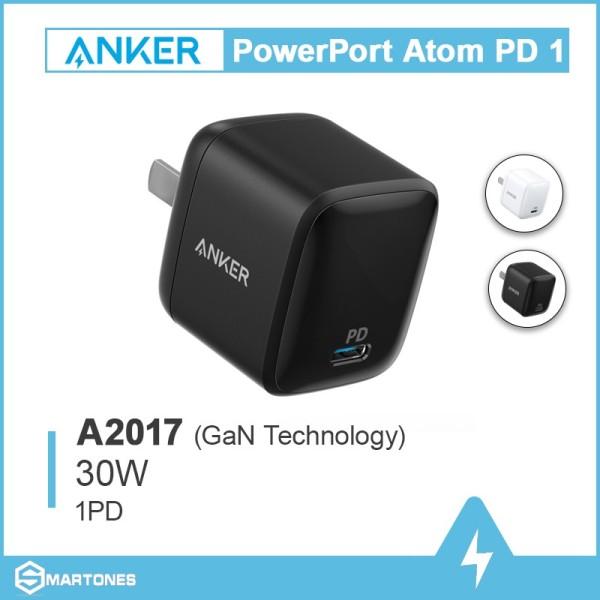 Sạc nhanh Anker PowerPort Atom PD 1 công suất 30w - A2017
