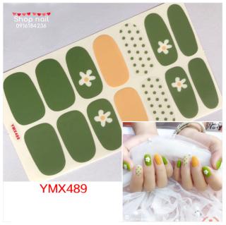 Móng tay giả , miếng dán móng tay, chân , hình , 3D , rẻ, đẹp , trang trí cho móng nhanh, tiện lợi mẫu mới nhất thumbnail