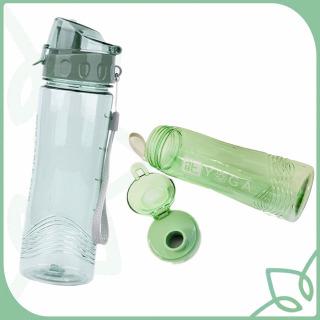 Bình Nước Thể Thao Nhựa Hebeyoga 520ml Nắp Bật Cao Cấp thumbnail
