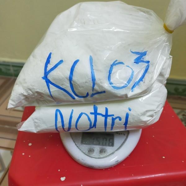 kc03 1kg + nattri benzoat 500g phân bón tinh khiết 99%
