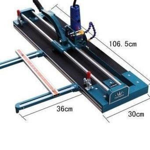 Máy cắt gạch bàn mài mòi TopWay 80p tặng kèm máy mài