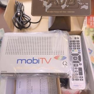 [HCM]Trọn Bộ DVB T2 Mobitivi .AVG. Vivativi Kèm Tài Khoản 360k-bao gồm an8ten đầy đủ thumbnail
