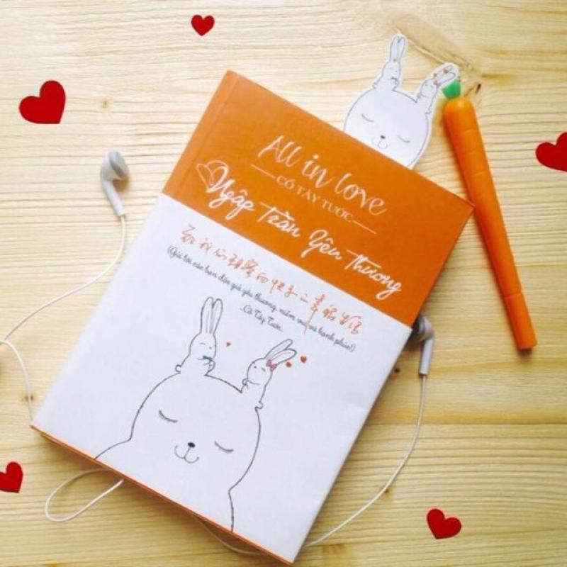 Mua All In Love - Ngập Tràn Yêu Thương + Tặng Kèm Bookmark Cổ Trang Cực Hót
