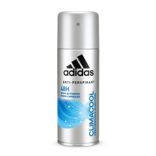 Xịt Khử Mùi Toàn Thân Nam Ngăn Mồ Hôi Adidas Climacool 150ml giá rẻ
