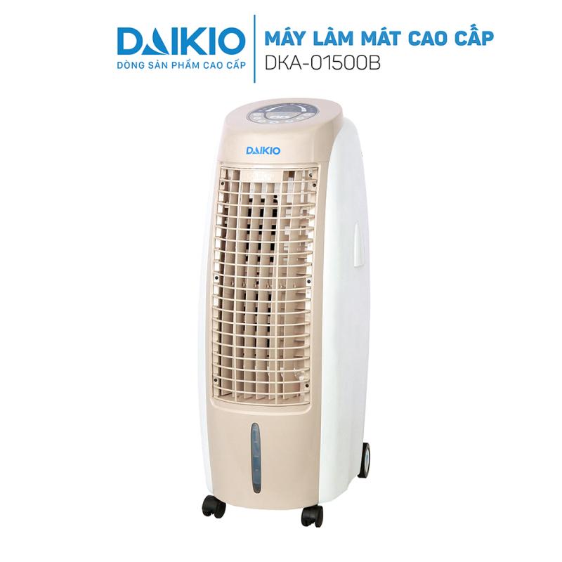 Máy làm mát không khí Daikio DKA-01500B cao cấp - Quạt điều hòa hơi nước Daikio sức gió 1500m3/h