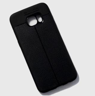 Ốp lưng Samsung S7 Edge silicon da, chống sốc Auto Focus-vyvyshop thumbnail