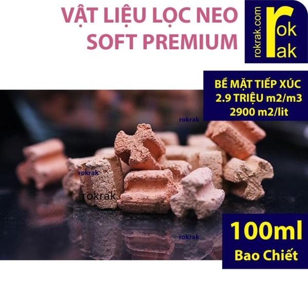 Neo Soft Premium 100ml (CHIẾT) Vật liệu lọc hồ cá thủy sinh cao cấp Hàn Quốc