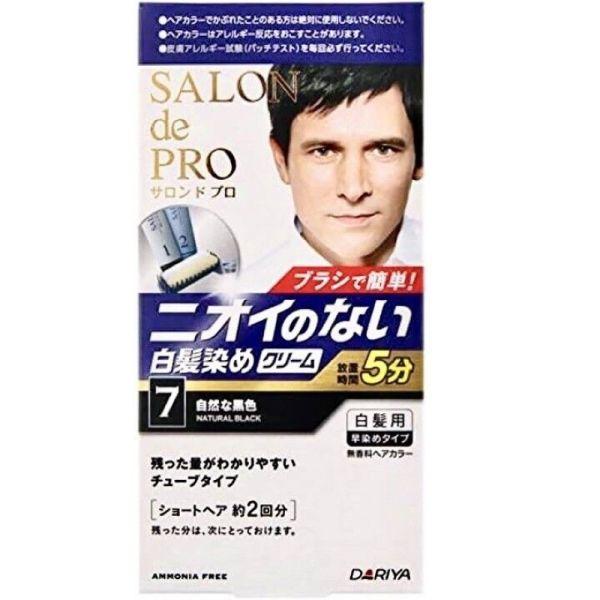 Thuốc Nhuộm toc SALON DE PRO dành cho nam giá rẻ