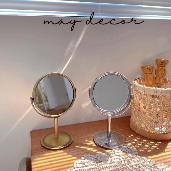 Gương trang điểm mini vinatge -may.decor- giá rẻ