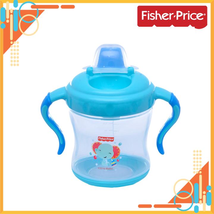 Cốc Tập Uống Chống Tràn Fisher Price 250ml Giá Tốt Nhất Thị Trường