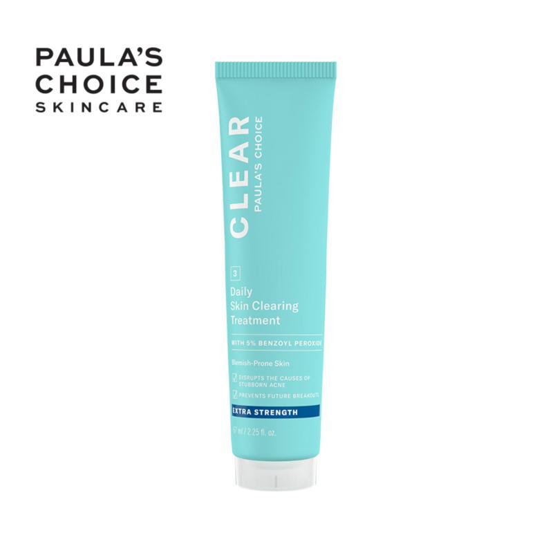 Kem giảm mụn sưng viêm chuyên sâu Paula's Choice Clear Extra Strength Daily Skin 60ml 6110 giá rẻ