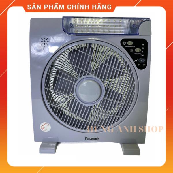 Quạt Tích Điện Panasonic PN-6969 sử dụng đến 8H Siêu Bền