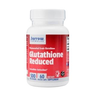 Viên uống trắng da nội sinh Jarrow Glutathione Reduced 500mg 60 viên thumbnail