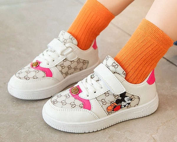 Giá bán Giày thể thao micky cho bé gái từ 3 đến 14 tuổi - TTA27