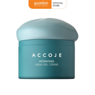 Gel dưỡng Accoje Hydrating Aqua Gel Cream cấp ẩm sâu 50ml thumbnail