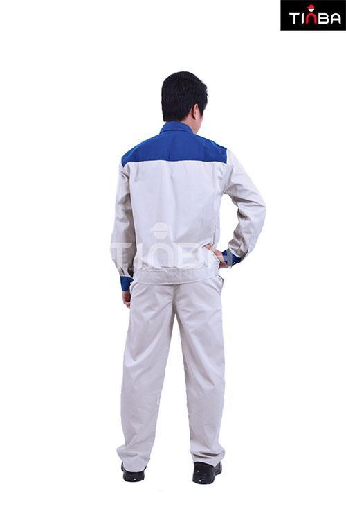 KHUYẾN MÃI HOT - Bộ quần áo bảo hộ kỹ sư Tinba 01 - Điểm 10 cho chất lượng - hình thật