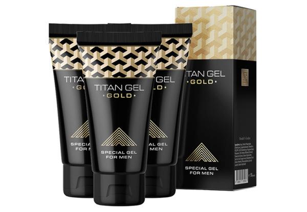 GEL CƯỜNG DƯƠNG CHO NAM TITAN GOLD nhập khẩu