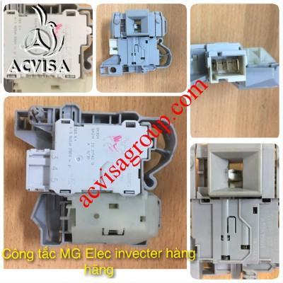 Công Tắc Cửa Máy Giặt Electrolux Inverter (Hãng)  vuông