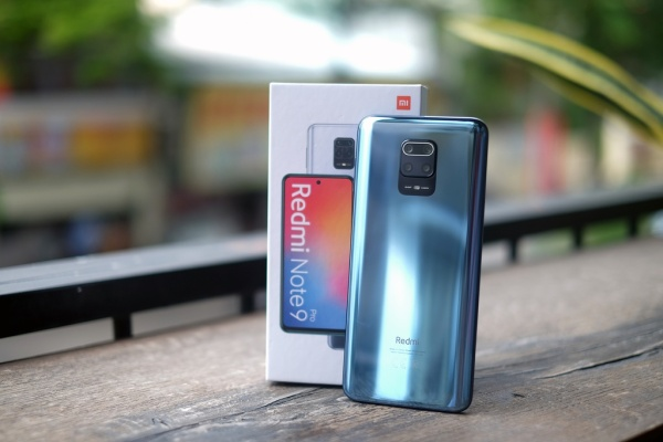 Điện thoại Xiaomi Redmi Note 9 Pro (6GB/128Gb) có tiếng Việt hàng fullbox nguyên seal- Bh 18 tháng