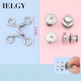 IELGY [móc cài lưng quần] Các nút có thể điều chỉnh và tháo rời ở thắt lưng thumbnail