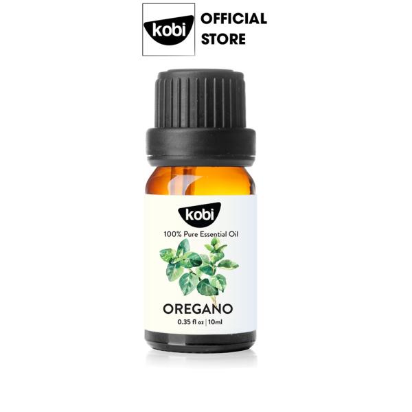 Tinh dầu Kinh Giới Kobi Oregano essential oil giúp chống viêm, kích thích tiêu hóa hiệu quả giá rẻ
