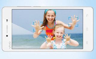 Điện thoại cảm ứng giá rẻ Vivo Y51 - Máy 2 SIM - Hàng Chính Hãng - Pin 2350 mAh thumbnail
