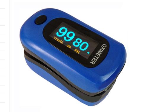 Máy đo nồng độ oxy bão hòa trong máu và nhịp tim Oximeter PC-60B1