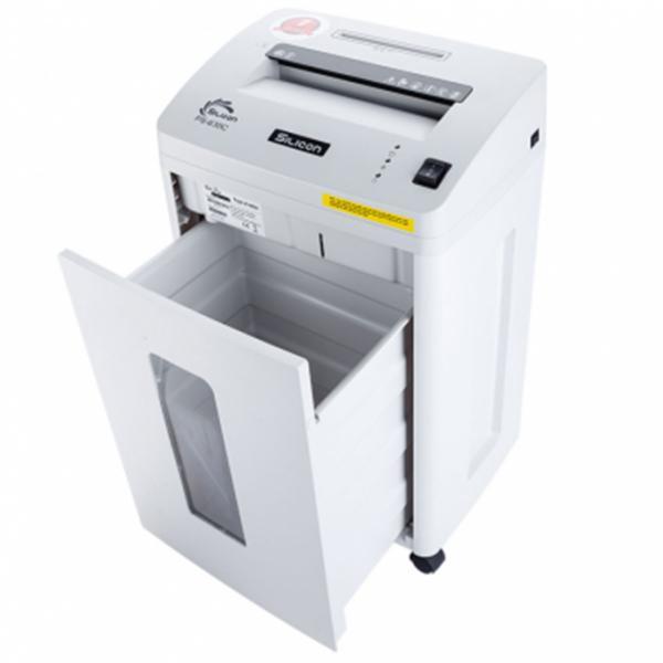 Giá Máy hủy tài liệu Silicon PS-630C
