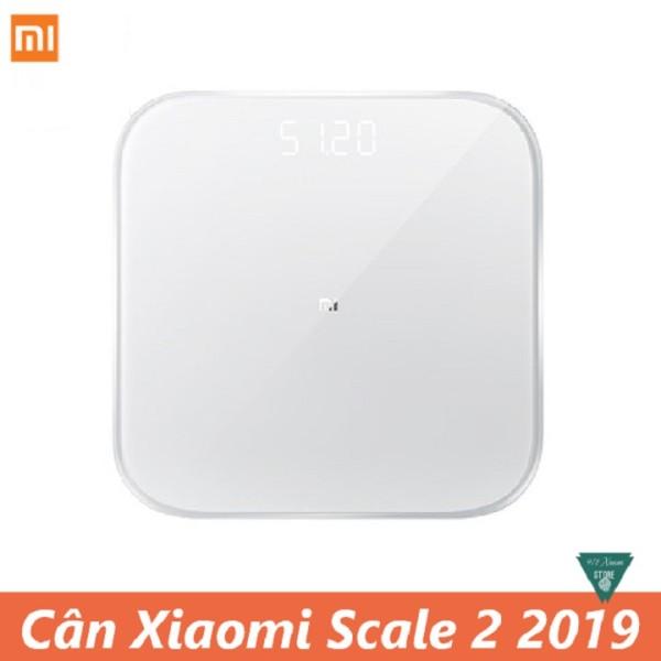 Cân Điện Tử Thông Minh Bluetooth Xiaomi Smart Scale Gen 2 – Bác Sĩ Gia Đình, Trợ Lý Sức Khỏe - Hàng Chính Hãng cao cấp