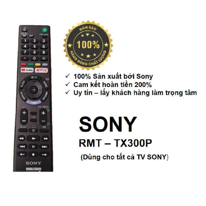 Bảng giá ĐIỀU KHIỂN TV SONY SMART