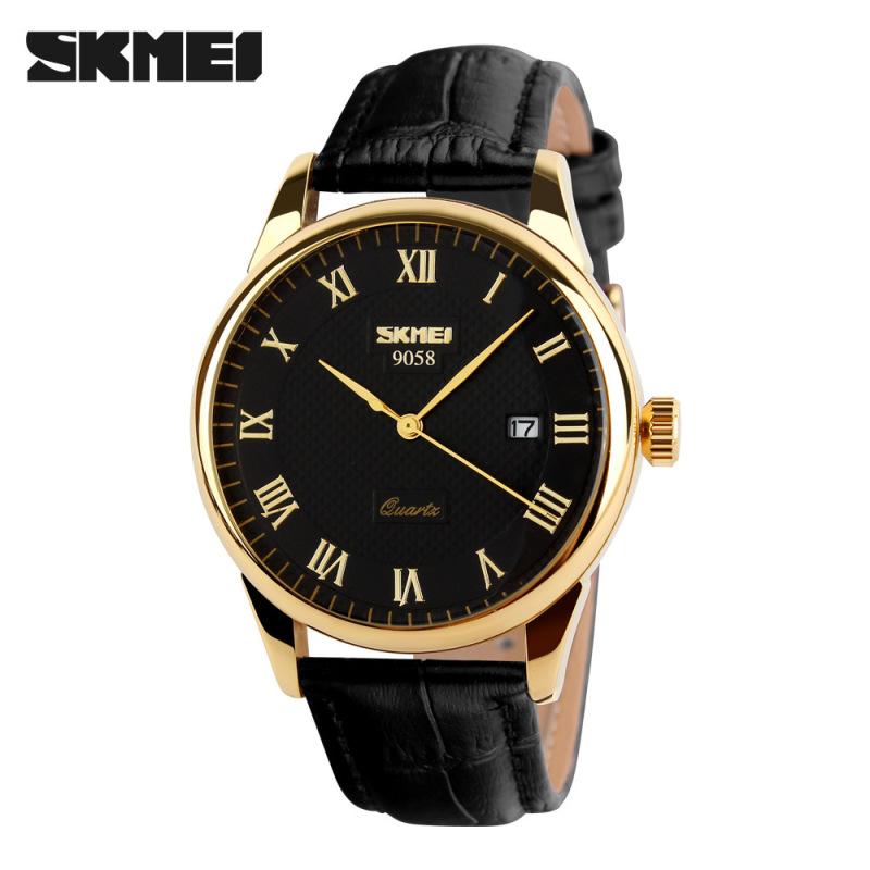 Đồng hồ nam dây thép cao cấp không gỉ chống nước siêu bền SKMEI SM21 - Shop Ngọc Huyền