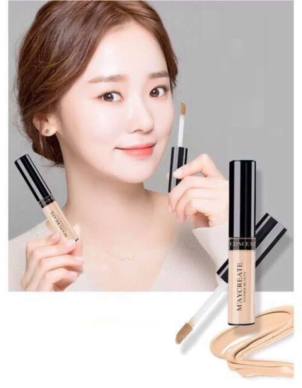 (New) Thanh che khuyết điểm Maycreate Gather Beauty Concealer MX